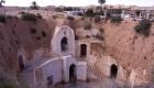 Ciudad de Matmata, Tunez